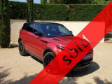R-R Evoque TD4 HSE Dynamic MARK III