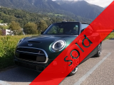 MINI Cooper S Cabriolet Steptronic