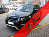RANGE ROVER Evoque Dynamic-SD4