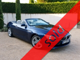 BMW 640I Convertible Exclusive