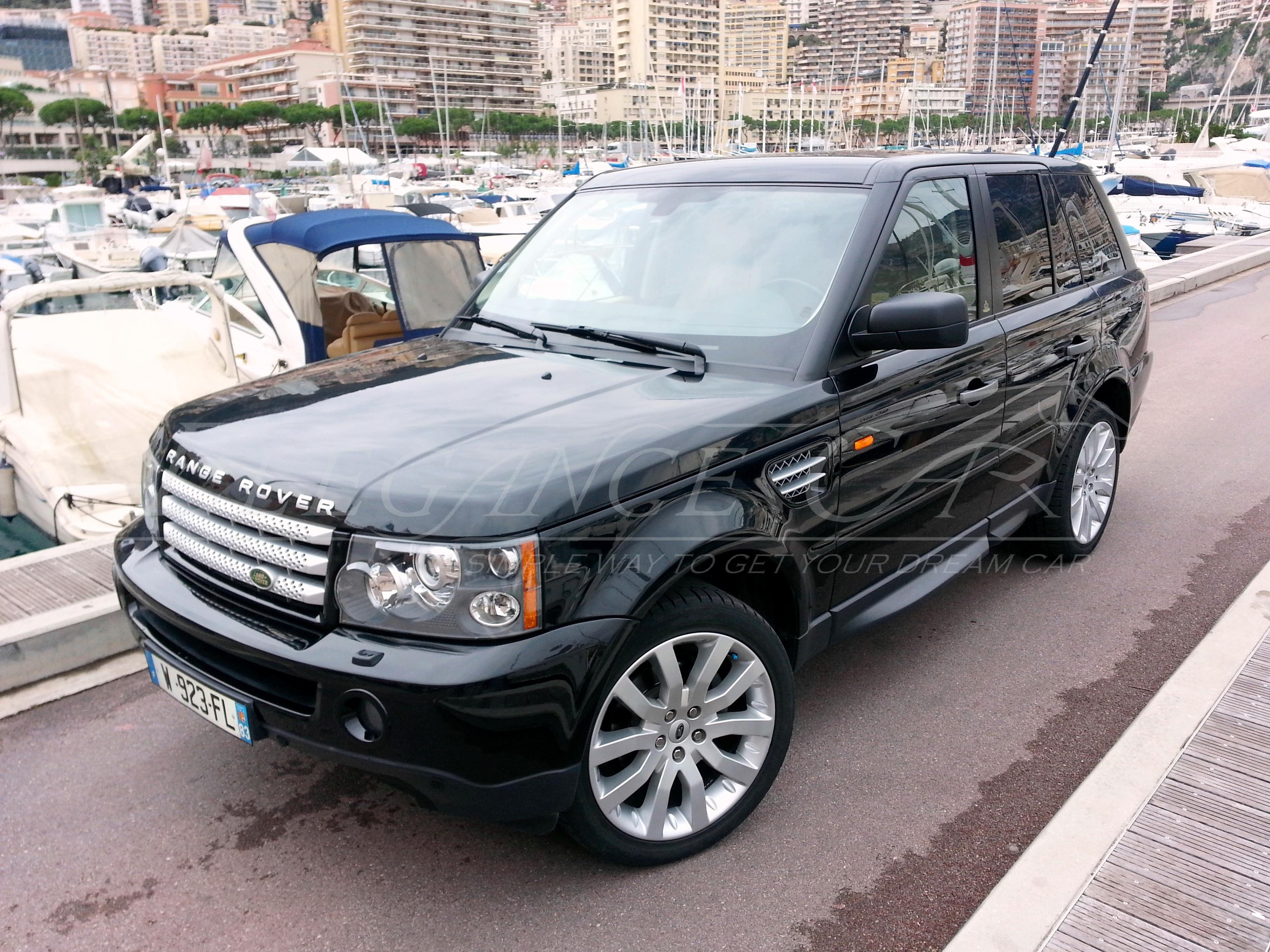 Elegance Car Land Rover Range Rover available for sale