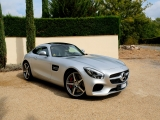 Mercedes AMG GT S Speedshift 7