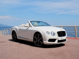 Bentley Continental GTC II 4.0 V8