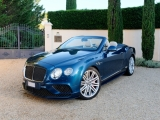 Bentley Continental GTC Speed W12