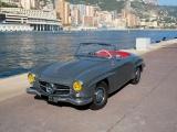 Mercedes 190 SL Roadster